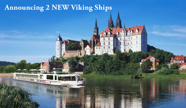 Danube River Cruise combined with sailing the Mediterranean
