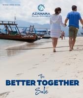 Azamara The Better Together Sale!